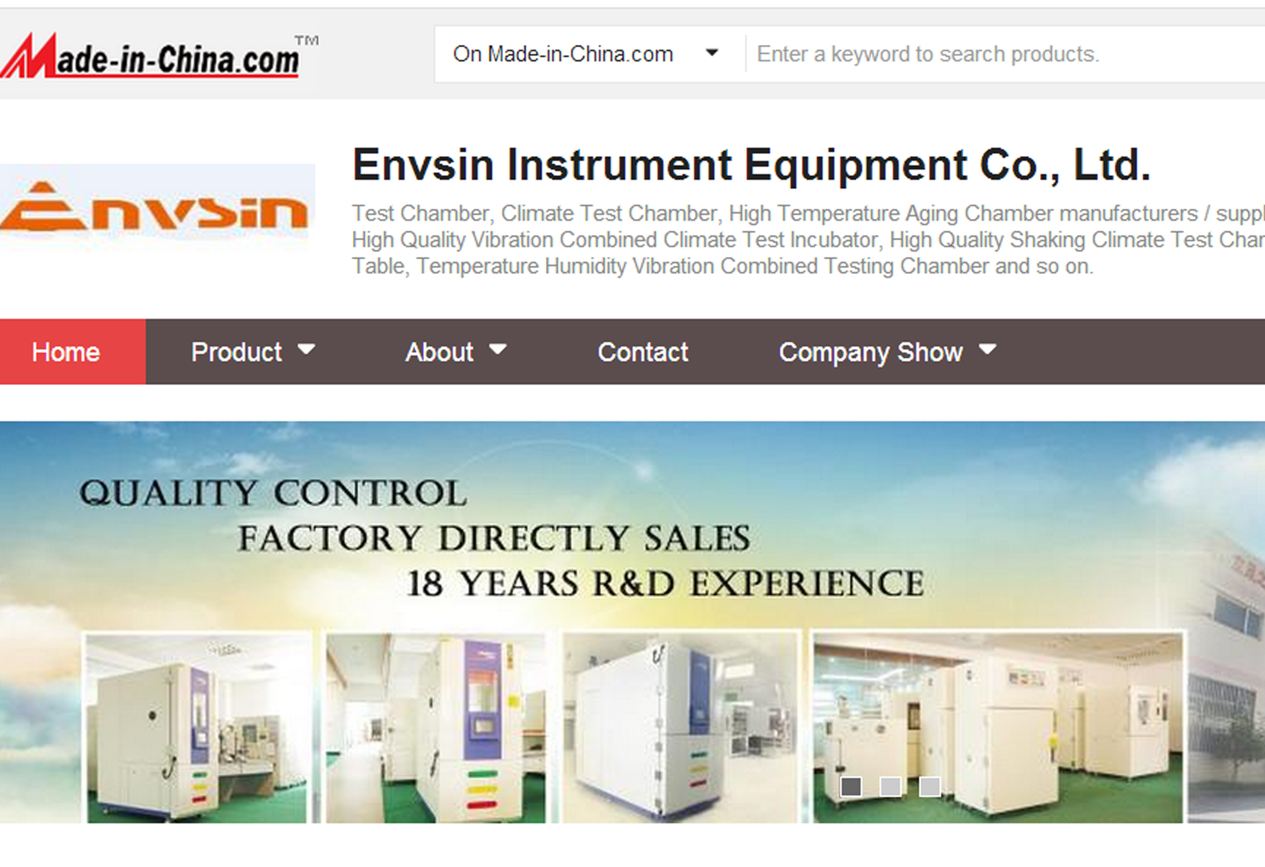 Envsin Opens a New Store